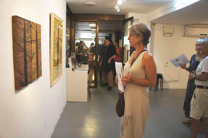 "beat 6 ""beat"", 2017, Kabri Collaborative Gallery"