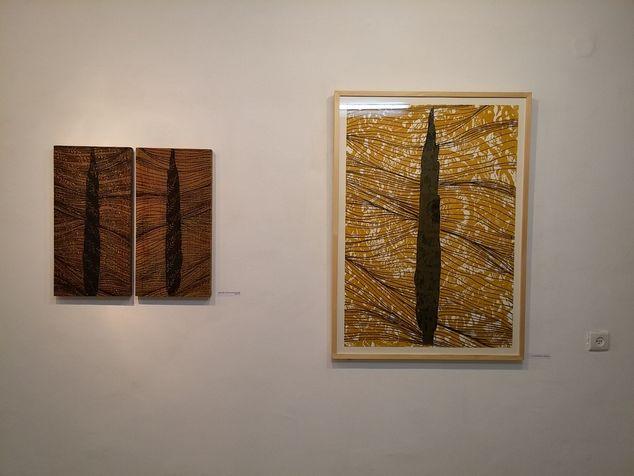 "beat 9 ""beat"", 2017, Kabri Collaborative Gallery"