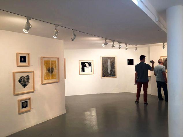 "beat 1 ""beat"", 2017, Kabri Collaborative Gallery"
