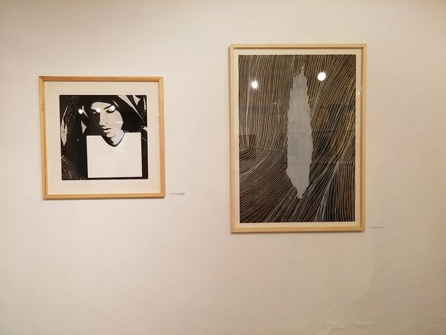 "beat 3 ""beat"", 2017, Kabri Collaborative Gallery"