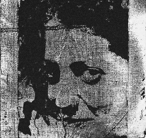 miriam 30 photo-etching & aquatint, 2004, 20*20 cm
