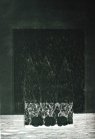 cypess19 etching & aquatint, 2004, 40*60 cm