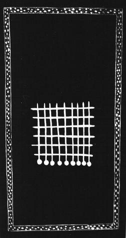 embedded 6 etching & aquatint, 1995, 33*60 cm